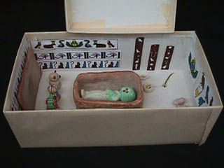 egyptian craft ideas ancient burial chambers projects ancient 1949