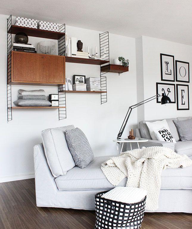 Mein neues Wohnzimmer für fast umsonst und ein weiteres megaeasy - wohnzimmer regale design