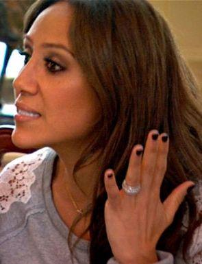 Melissa Gorga Wedding Ring : melissa, gorga, wedding, Housewives, Melissa, Gorga's, Sideways, Cross, Necklace, Stella, Dot's, Int…, Gorga,, Sideways,