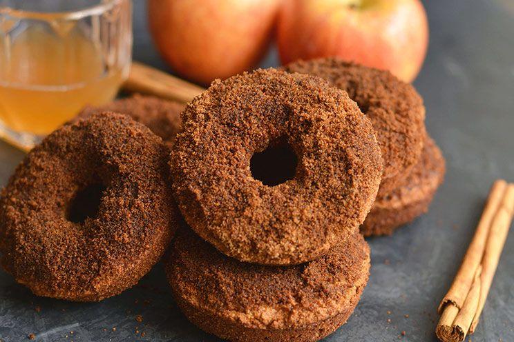 Baked Apple Cider Donuts (Paleo, Gluten Free) Recipe