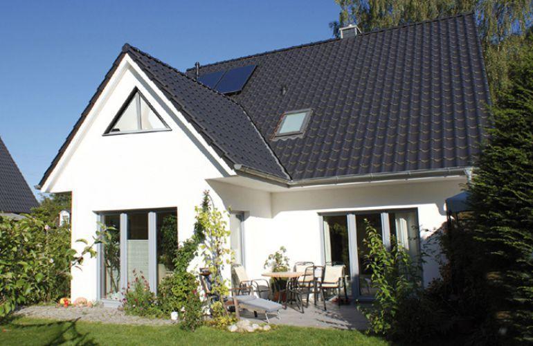 Das Casa Nordica Von Breyer Seck Bau Gmbh Hat Eine Wohnflache Von