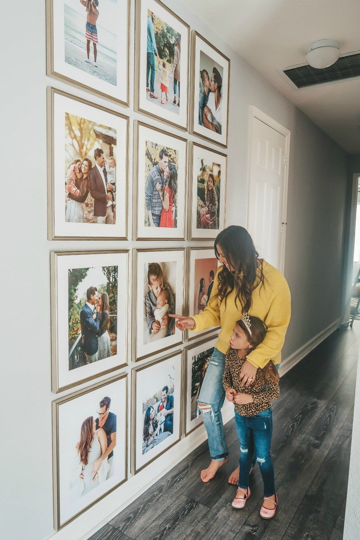 How To Create The Perfect Floor to Ceiling Gallery