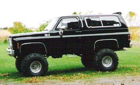 K5 Blazer Chevy Trucks Trucks Chevrolet Blazer