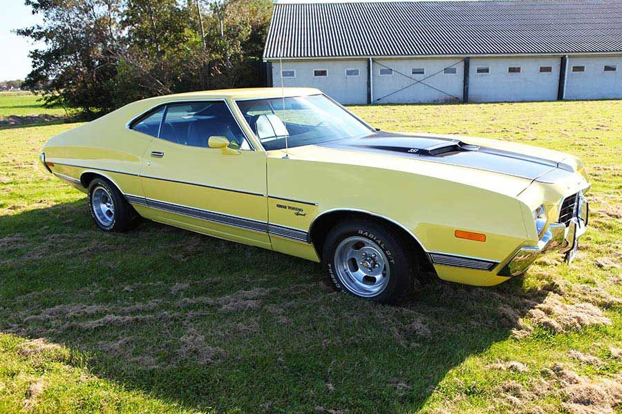 Wanna Buy A Ford Gran Torino Sport  Cars Cola And Coins