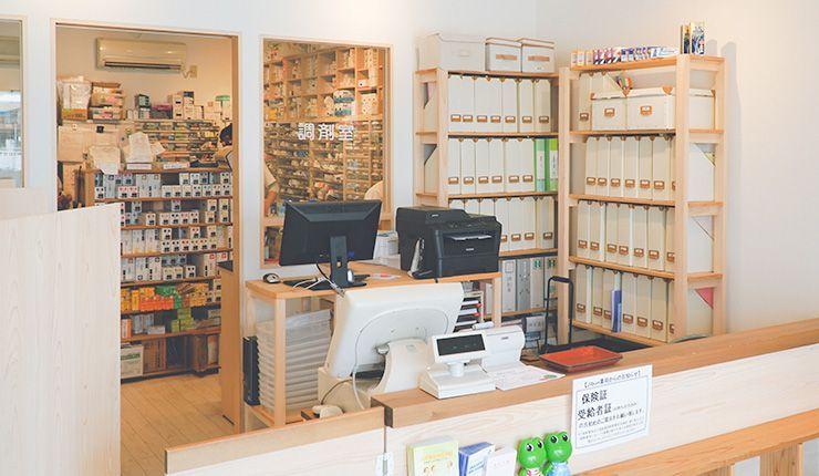 奈良の調剤薬局 保険薬局 自分薬局 薬局 調剤薬局 奈良