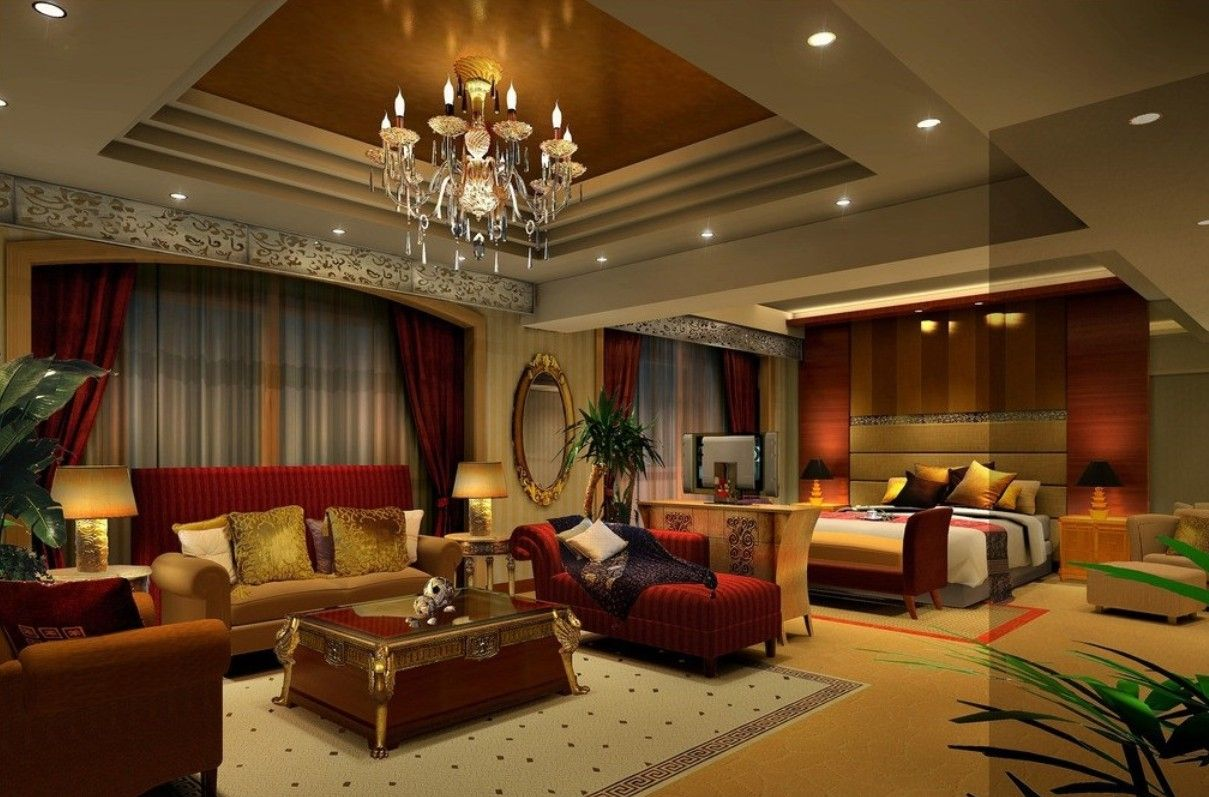 Interior Designing Of Bedroom