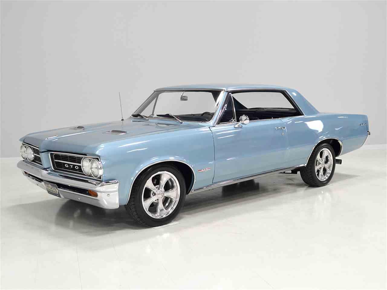 1964 Pontiac GTO for sale | Listing ID: CC-1048016 | ClassicCars.com ...