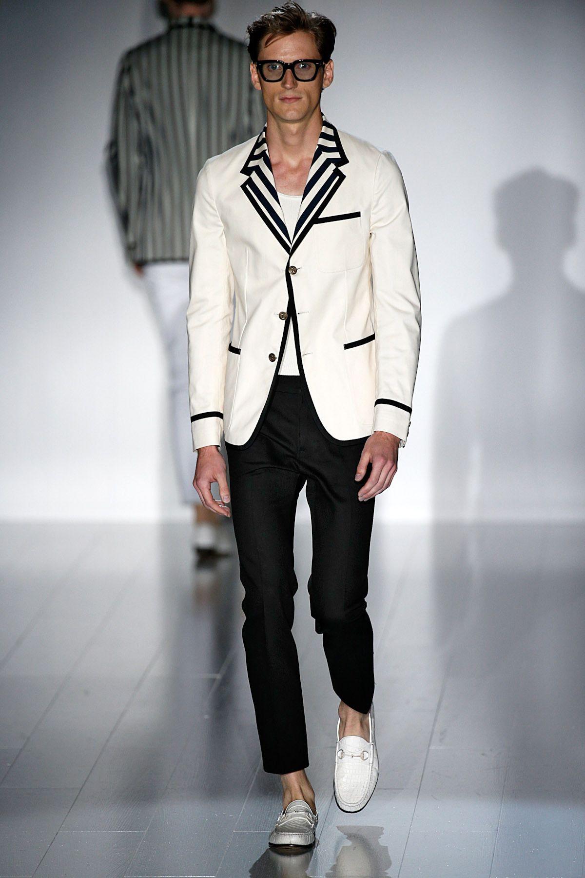 2759d83ece2 GucciMenswear Spring Summer 2015 Milan Fashion Week June 2014 ...