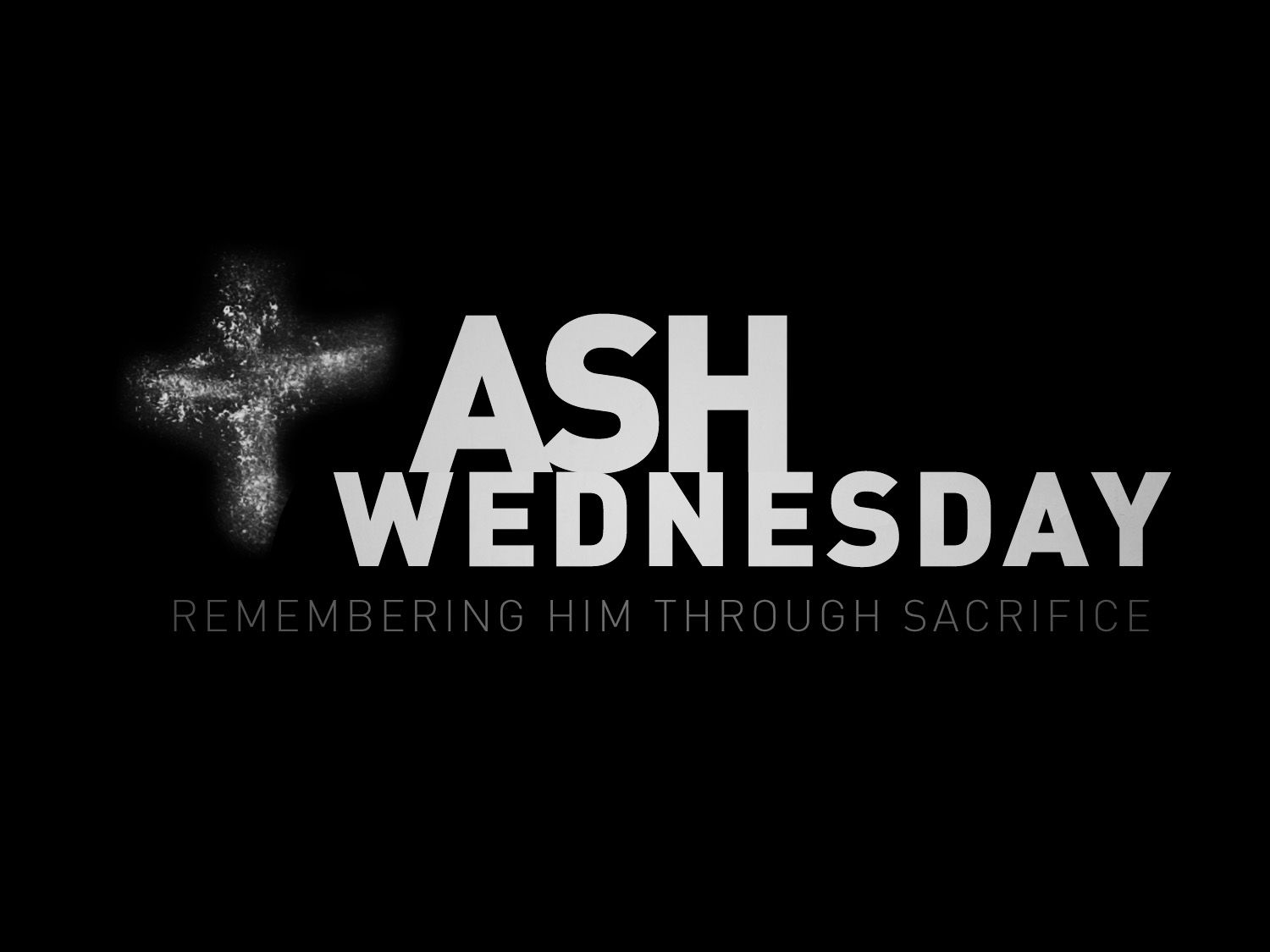 Free Download Ash Wednesday Hd Wallpaper Pictures