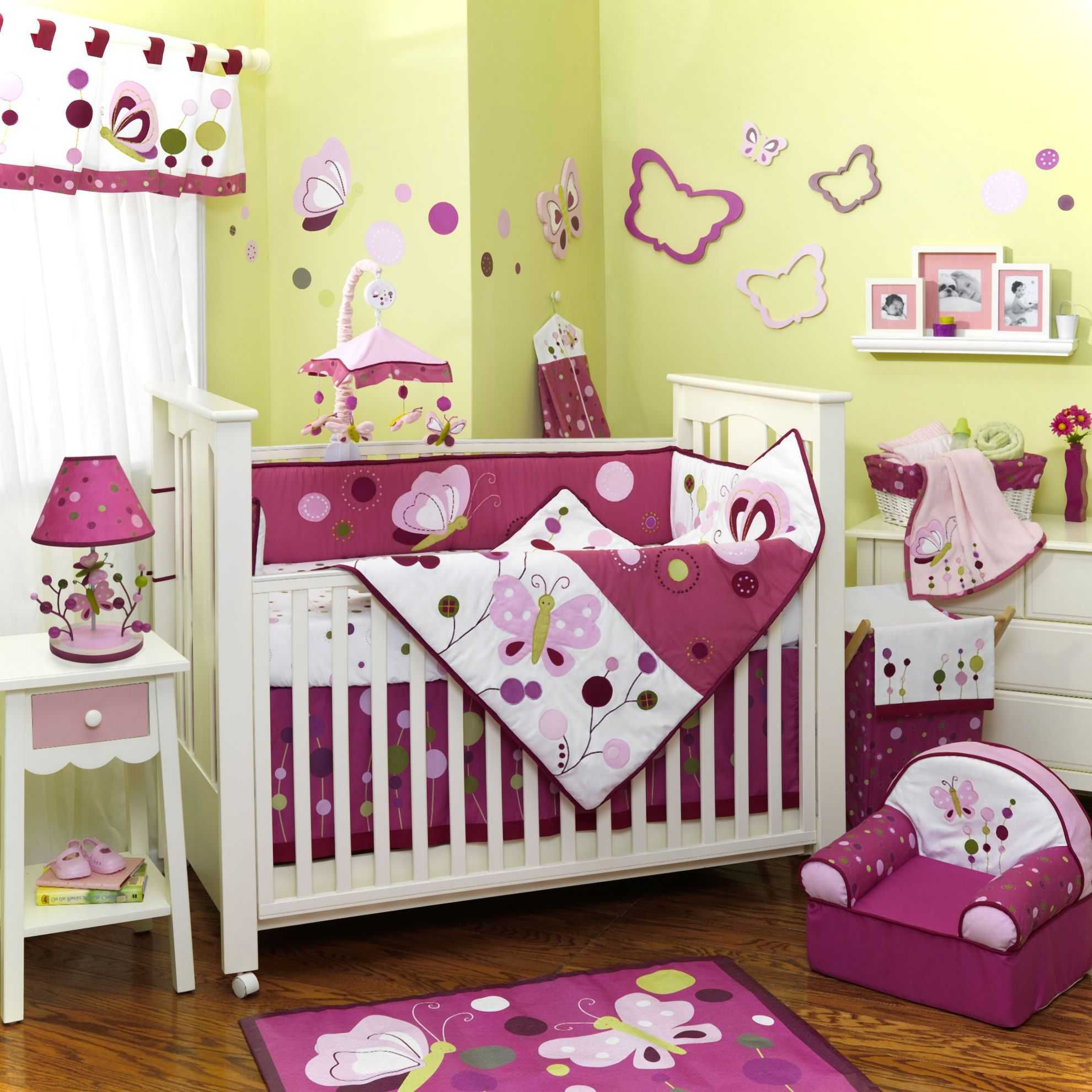 Rooms Decorations Eas Baby Girls Bedroom Decorating Decorating Bedroom Images Baby Room Ideas (1980 1980)