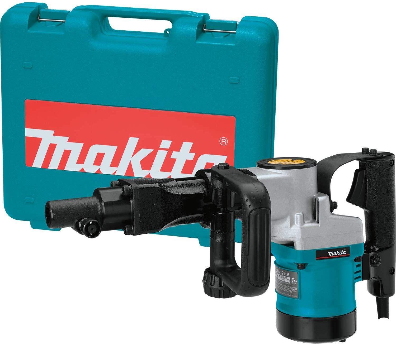 Makita Hm1211b 20 Lb Demolition Hammer Accepts 3 4 Hex Bits Demolition Hammer Makita Best Treadmill For Home