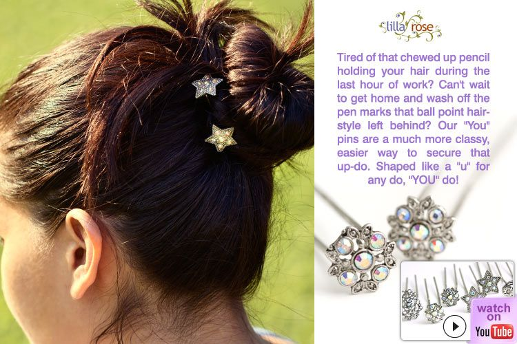 Hair Bling http://www.lillarose.biz/divinehairjewelry/our-products.html