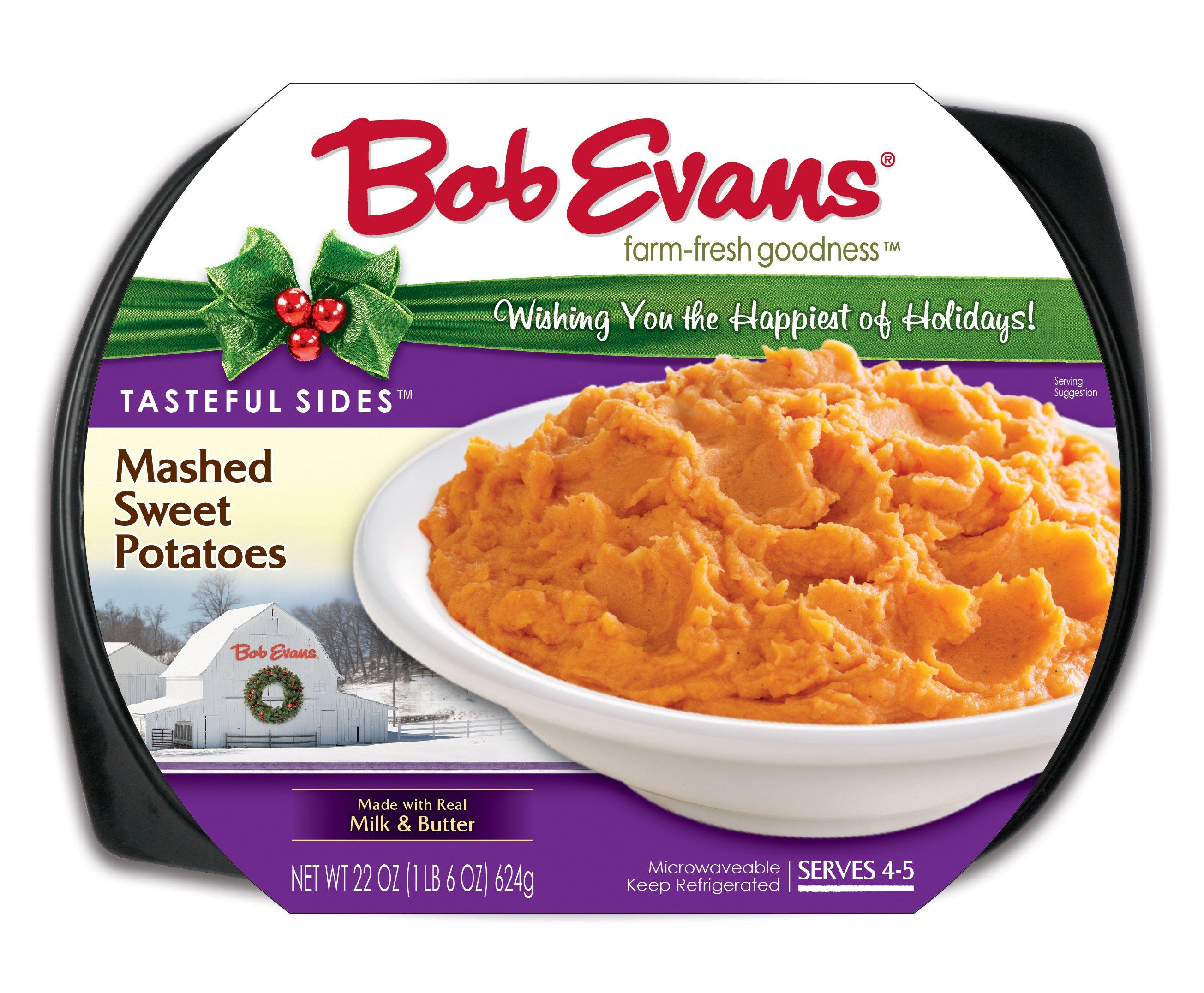 Bob Evans Mashed Sweet Potatoes Holiday Inspiration Pinterest