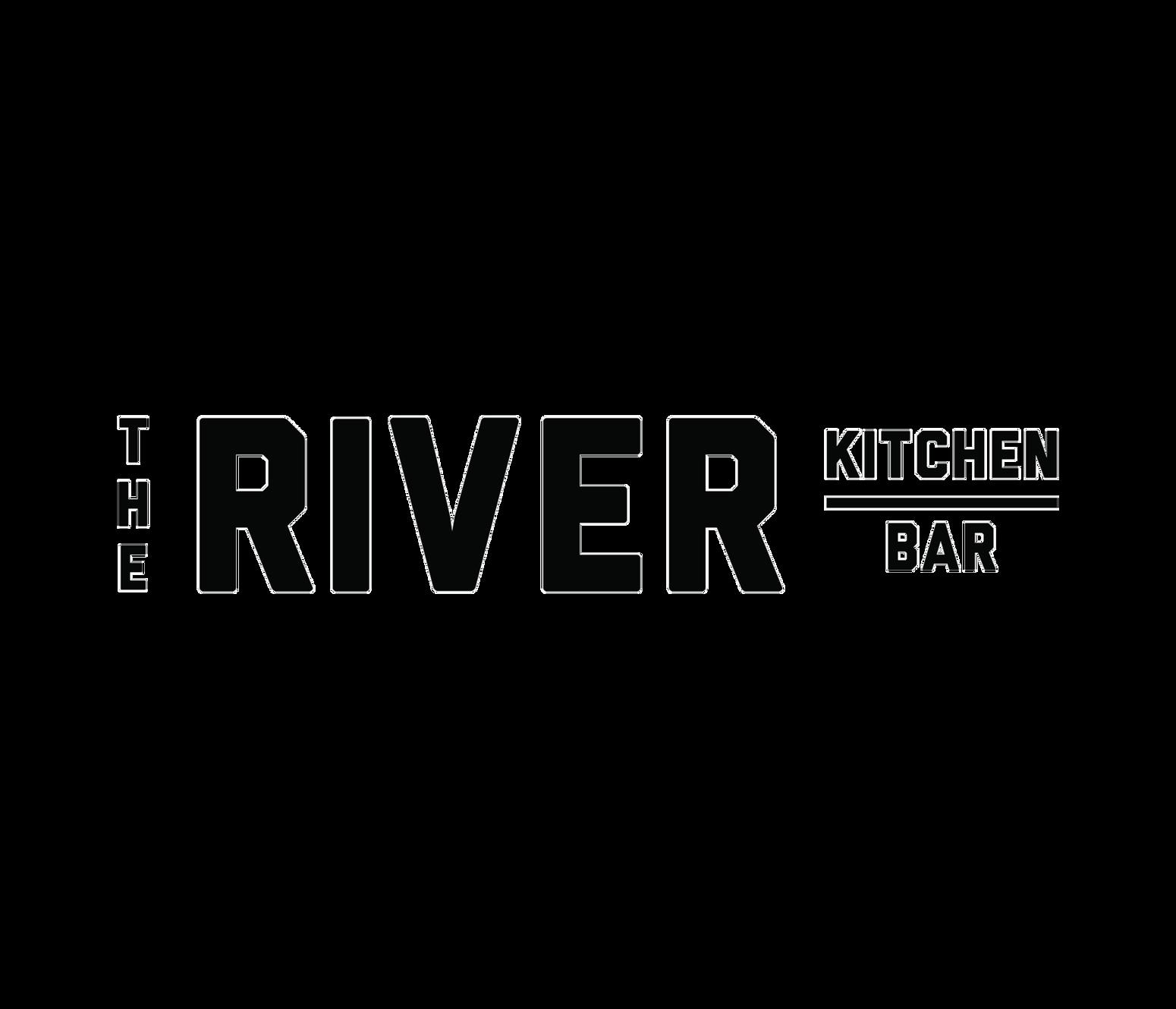 Brunch The River Kitchen And Bar Chicago Kitchen Logo Kitchen Bar Tech Company Logos