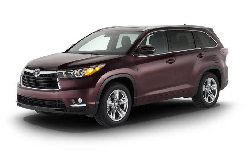 2020 Toyota Highlander Review Pricing And Specs 2015 Toyota
