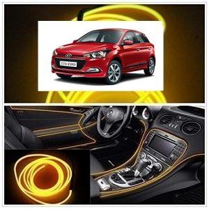 Hyundai I20 Elite Car Dashboard 5m Car Interior Light Yellow Price 400 Car Elantra Car Car Body Cover