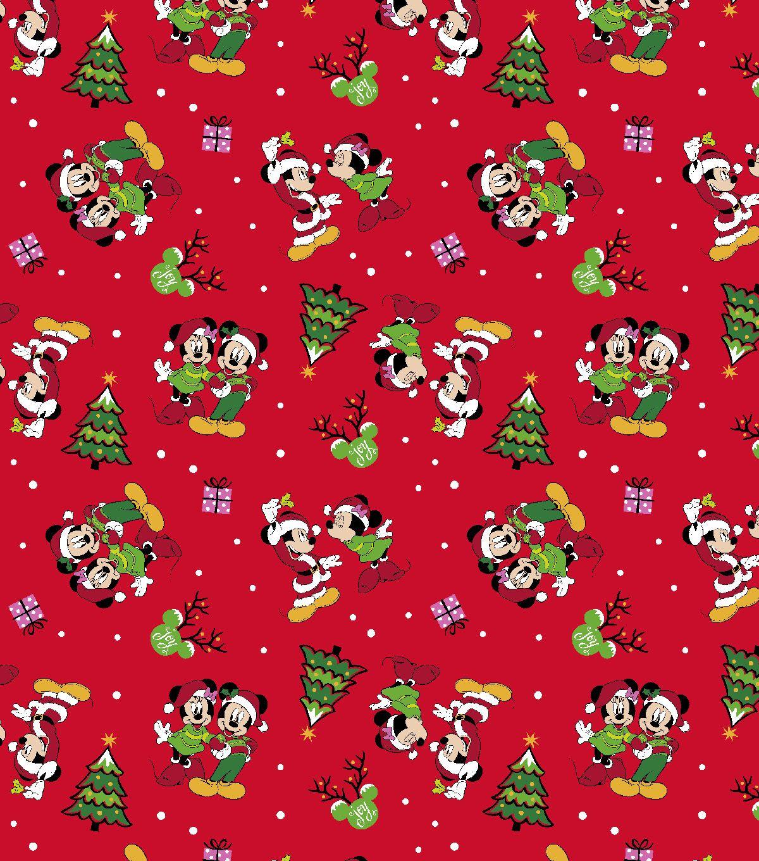 By the yard Flannel Fabric 100/% Cotton Flannel Disney Minnie Halloween Fun