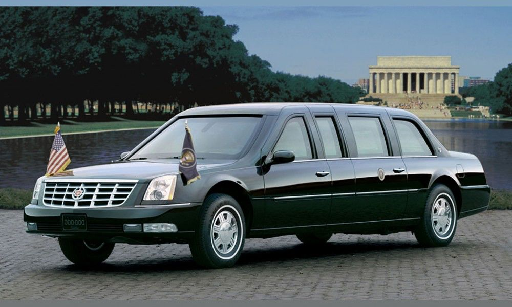 Pin on Presidential Limousines