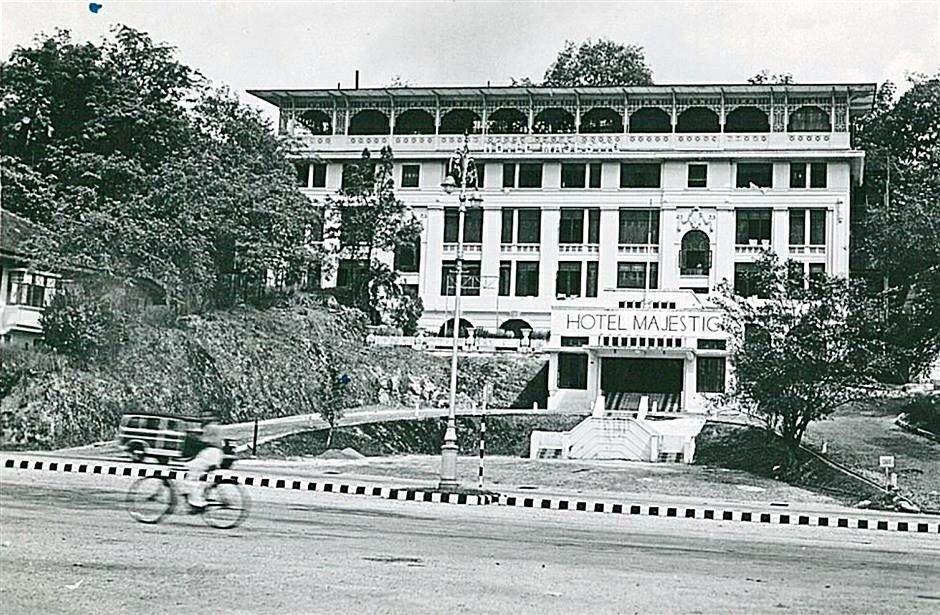 The Old Majestic Hotel Kuala Lumpur Credit Star2 Com Kuala Lumpur Majestic Hotel Malaysia