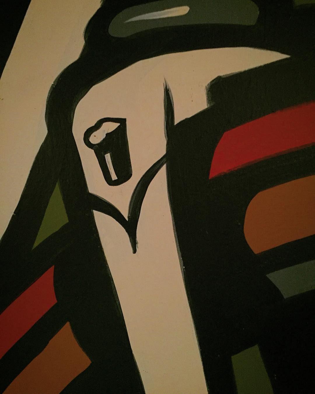 Mural details @612brew #mplsbeer