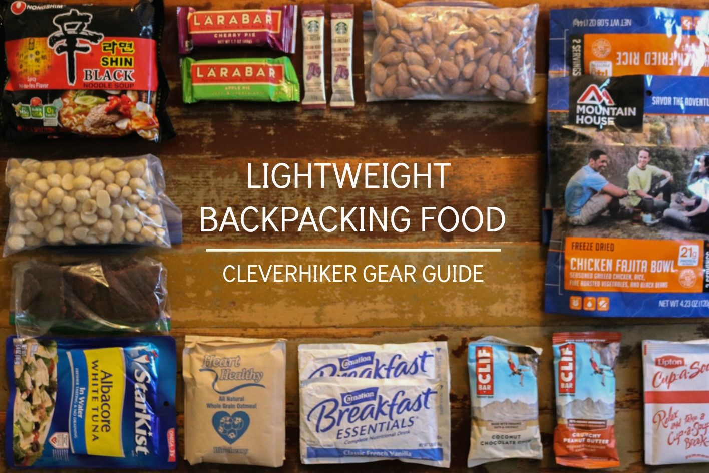Best freeze dried backpacking meals backpacking food
