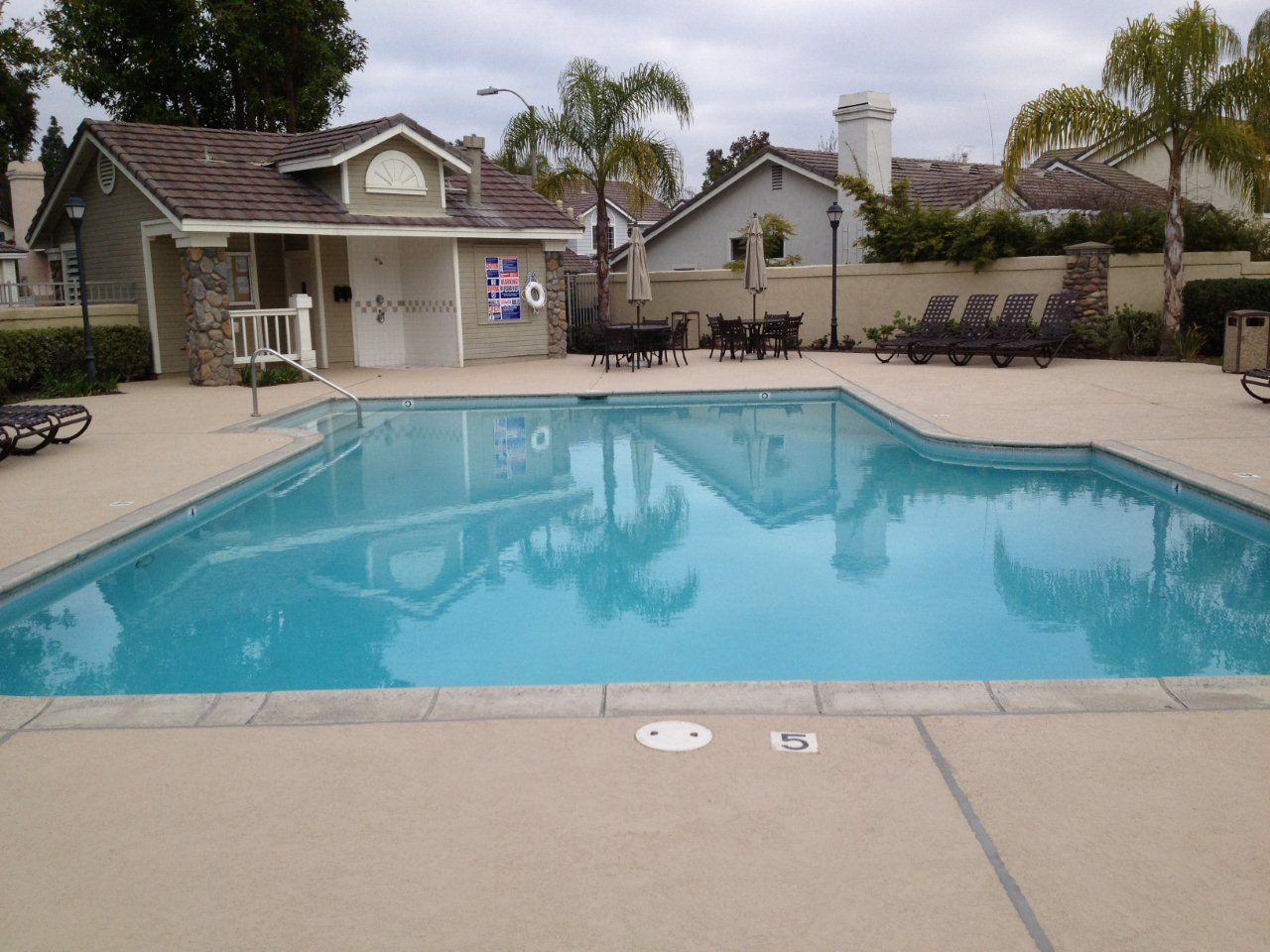 HOA in Poway, CA 92064. Pool deck coating. waterproofing