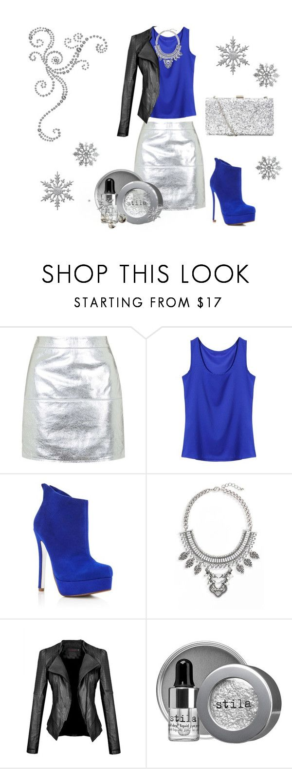 """""""~DreamShade~"""" by le-piano-argent ❤ liked on Polyvore featuring Topshop, Kristin Cavallari, Leith and Stila"""