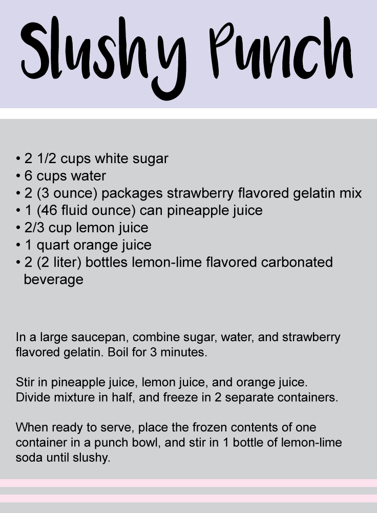 The Best Baby Shower Punch Recipes | Punch recipes, Baby shower ...
