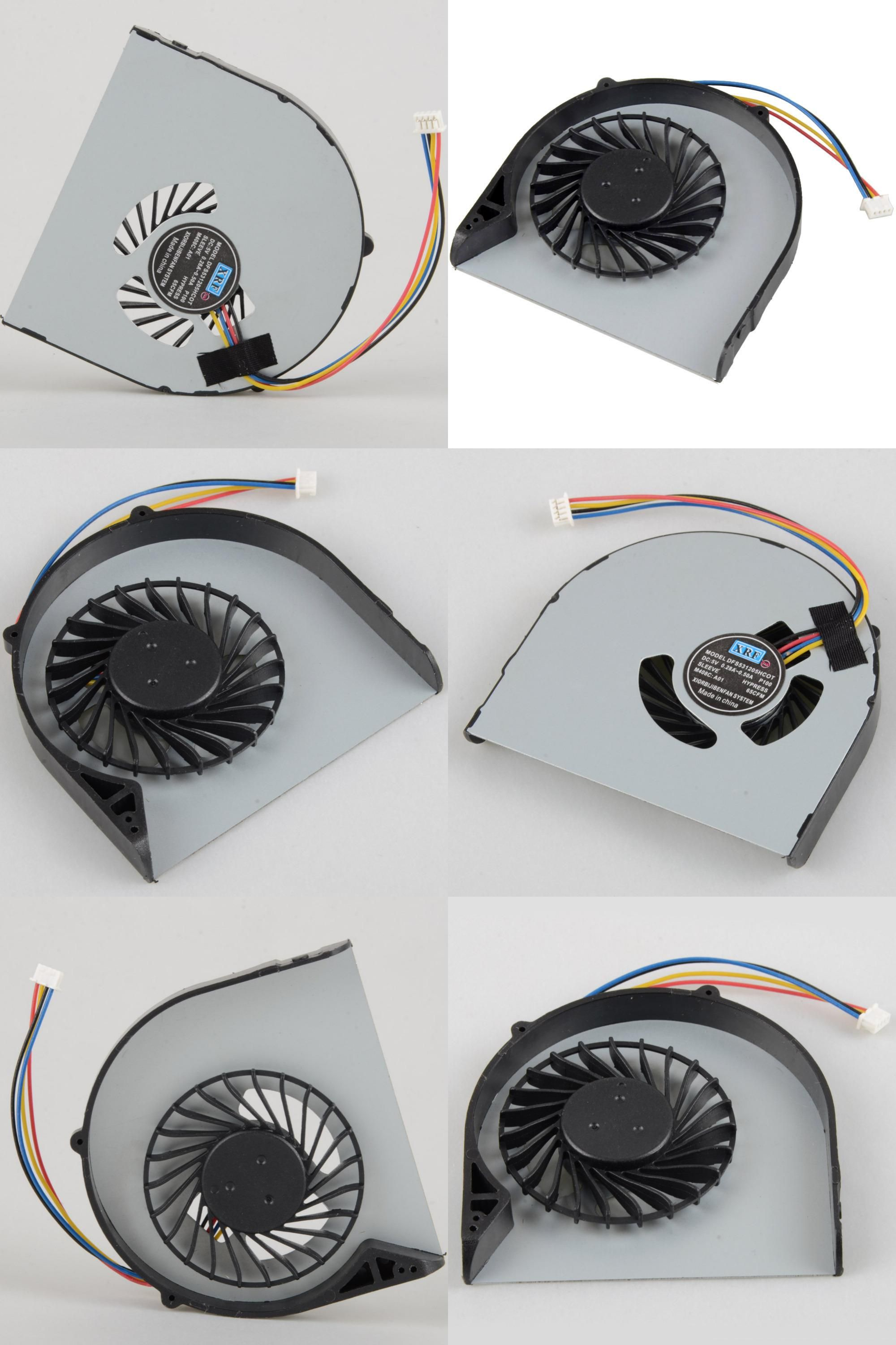 Visit to Buy] Notebook Laptops Replacements Cpu Cooling Fans Fit For