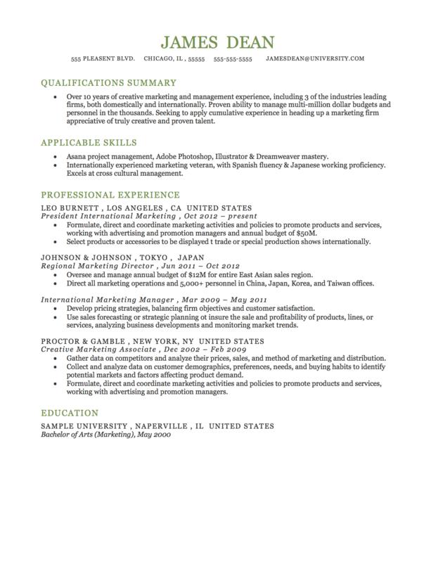 pin by resume genius on resume genius resume samples