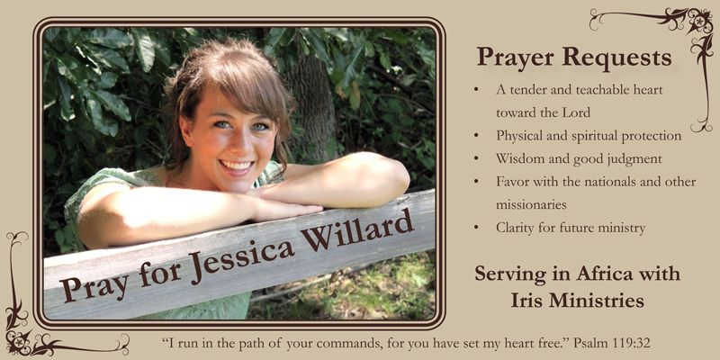 missionary prayer card - Google Search | Missionary Prayer Card ...