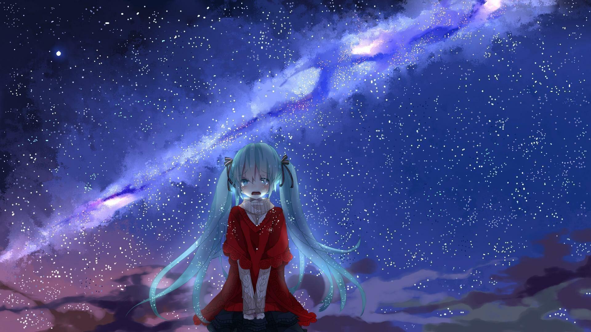 Hatsune Miku Gambar anime, Animasi