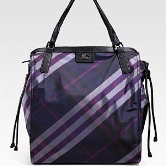 Burberry Bag Tote