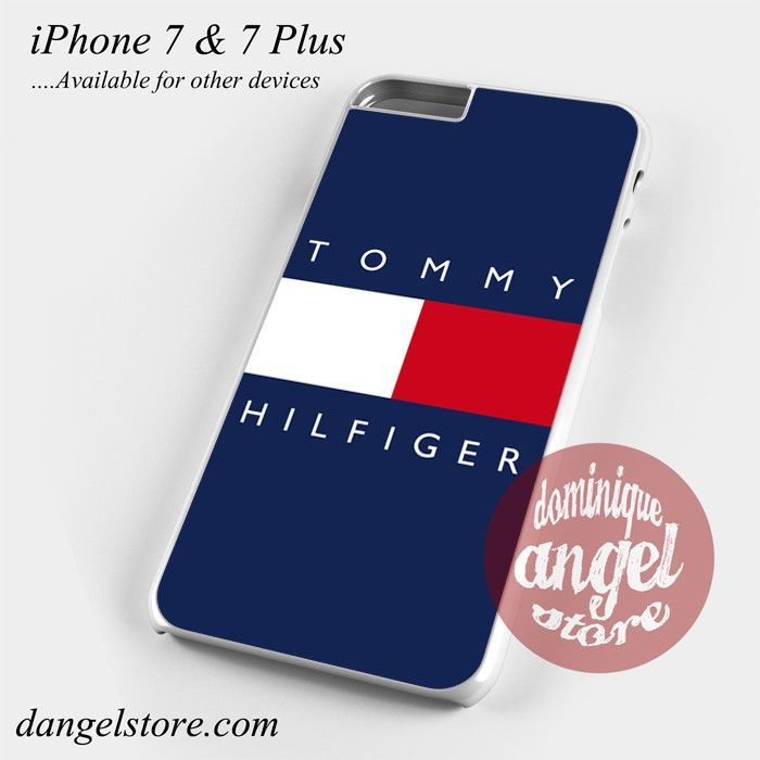 70dec87e Tommy Hilfiger Icon Yg Phone Case for iPhone 7 and iPhone 7 Plus ...