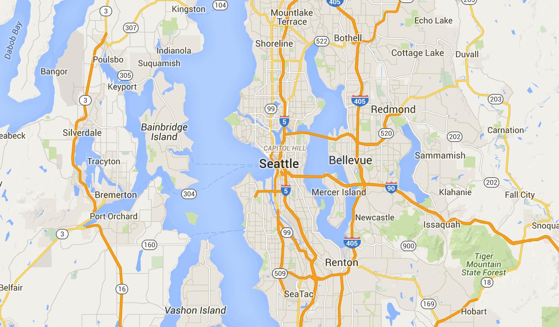 Seattle Wa Neighborhood Map Best Worst Neighborhoods Fall City Seatac The Neighbourhood