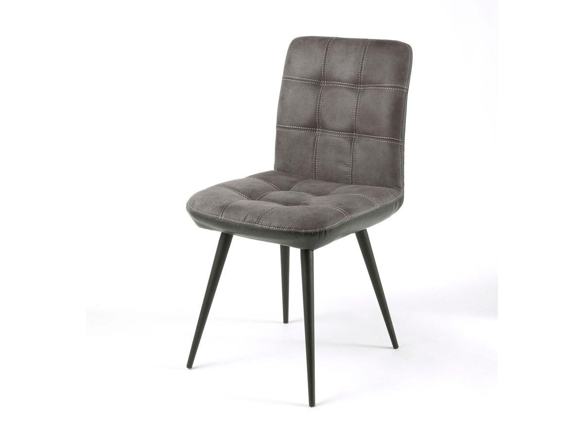 Bandana Chaise Confortable En Bi Matiere Une Combinaison De