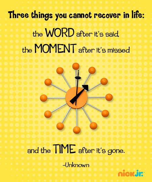 Time Goes By Too Fast So Enjoy The Moments As They Happen Quotes