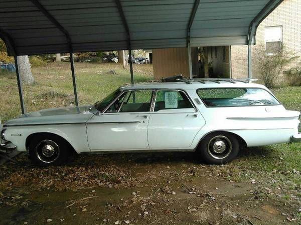1962 Dodge Dart Dodge Dart Classic Cars Dodge Dart For Sale