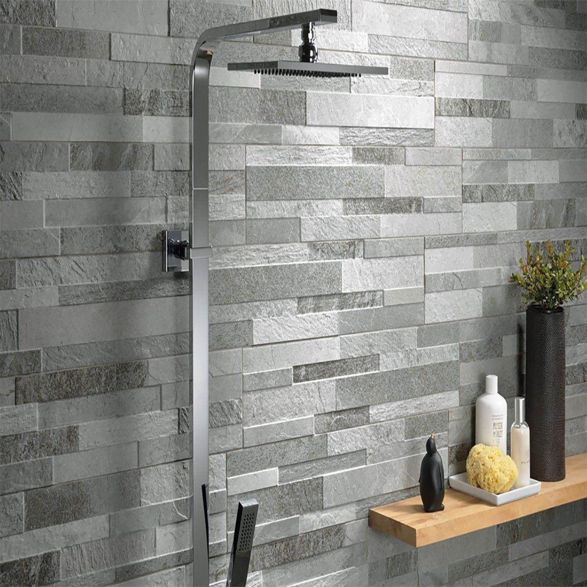 Cubics Grey Porcelain Wall Tiles Grey Wall Tiles Porcelain Wall Tile Bathroom Wall Tile