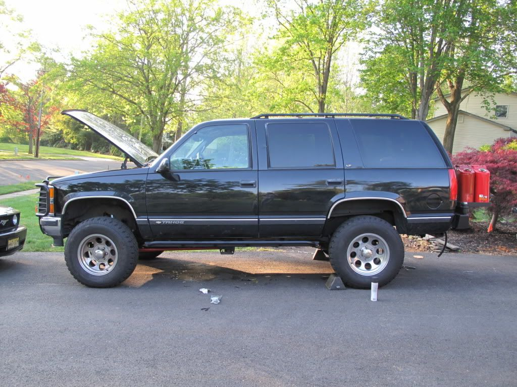 99 Tahoe - Expedition Build! - Expedition Portal | Stuff on wheels ...
