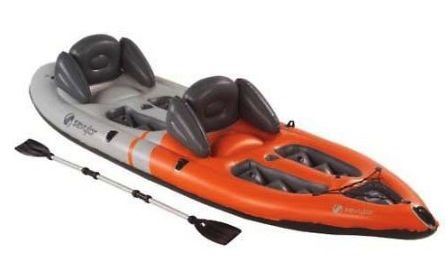 Sevylor Inflatable Sit-On-Top Kayak | Best Treadmill Reviews