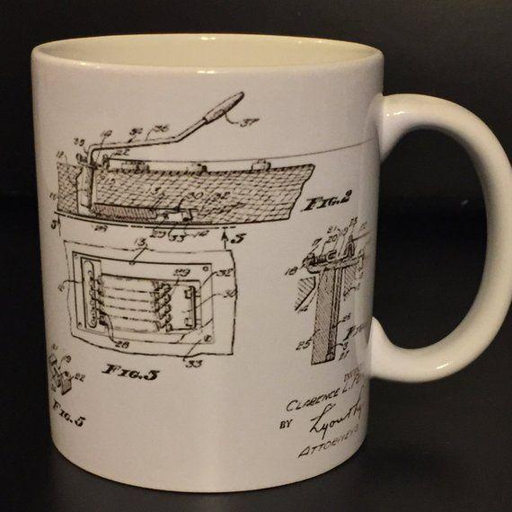 Fender strat blueprint coffee mug pinterest products fender strat blueprint coffee mug malvernweather Images