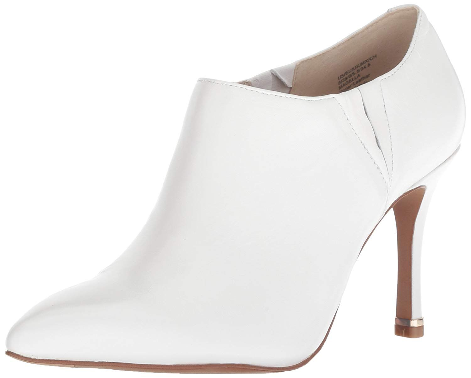 445a75dd8997 Kenneth Cole New York Women s Magella Slip on Heeled Bootie Ankle Boot
