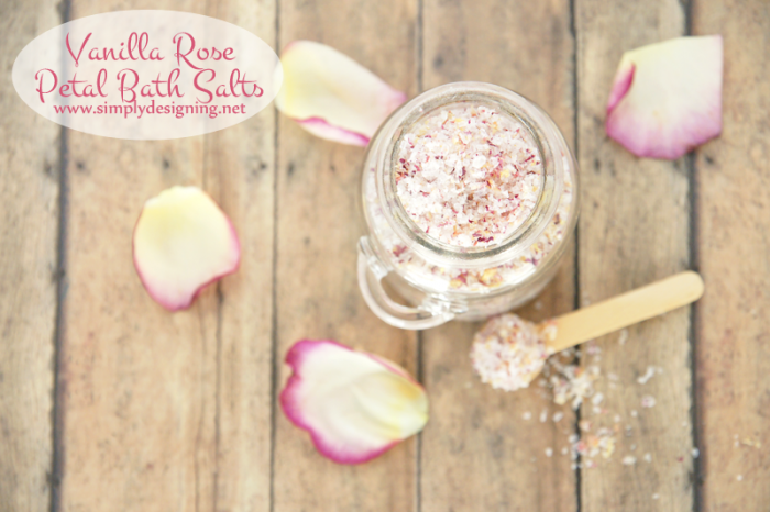 Ricetta Sali Da Bagno Fatti In Casa : Rose petal and mint lip scrub