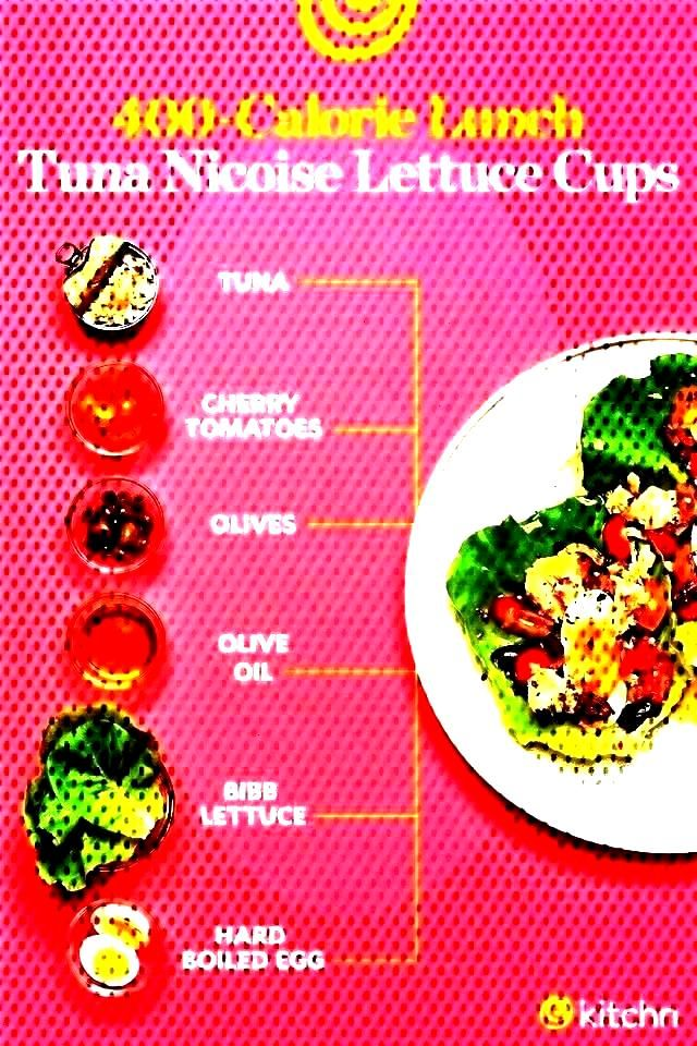 Easy Lunches Under 400 Calories That Start with a Can of Tuna    Five Easy Lunches Under 4Five