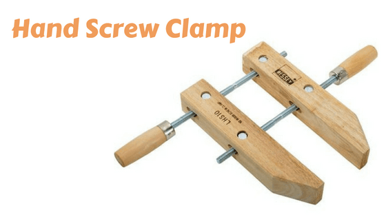 Hand Screw Clamps Best Woodworking Clamps Reviews 2018 Different