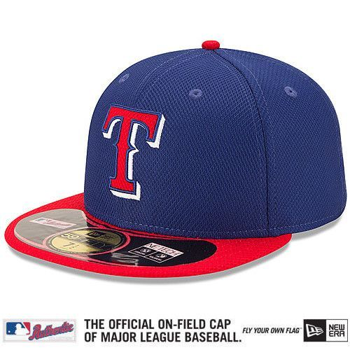 2af131f4c92 Texas Rangers Authentic Collection Diamond Era 59FIFTY Game Cap ...