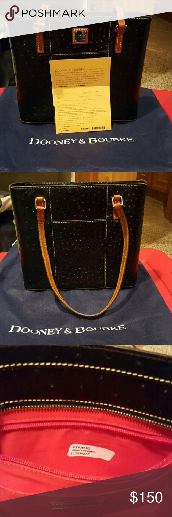 Dooney and Burke Purse Bags Shoulder Bags