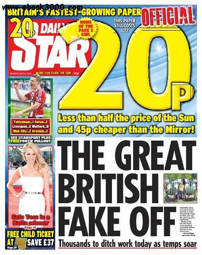 Daily Star - 9 May 2016