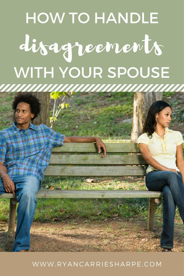 How to Handle Disagreements with Your Spouse About Discipline Style